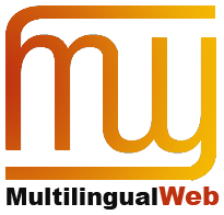Logo of the EU Multilingual Web Project